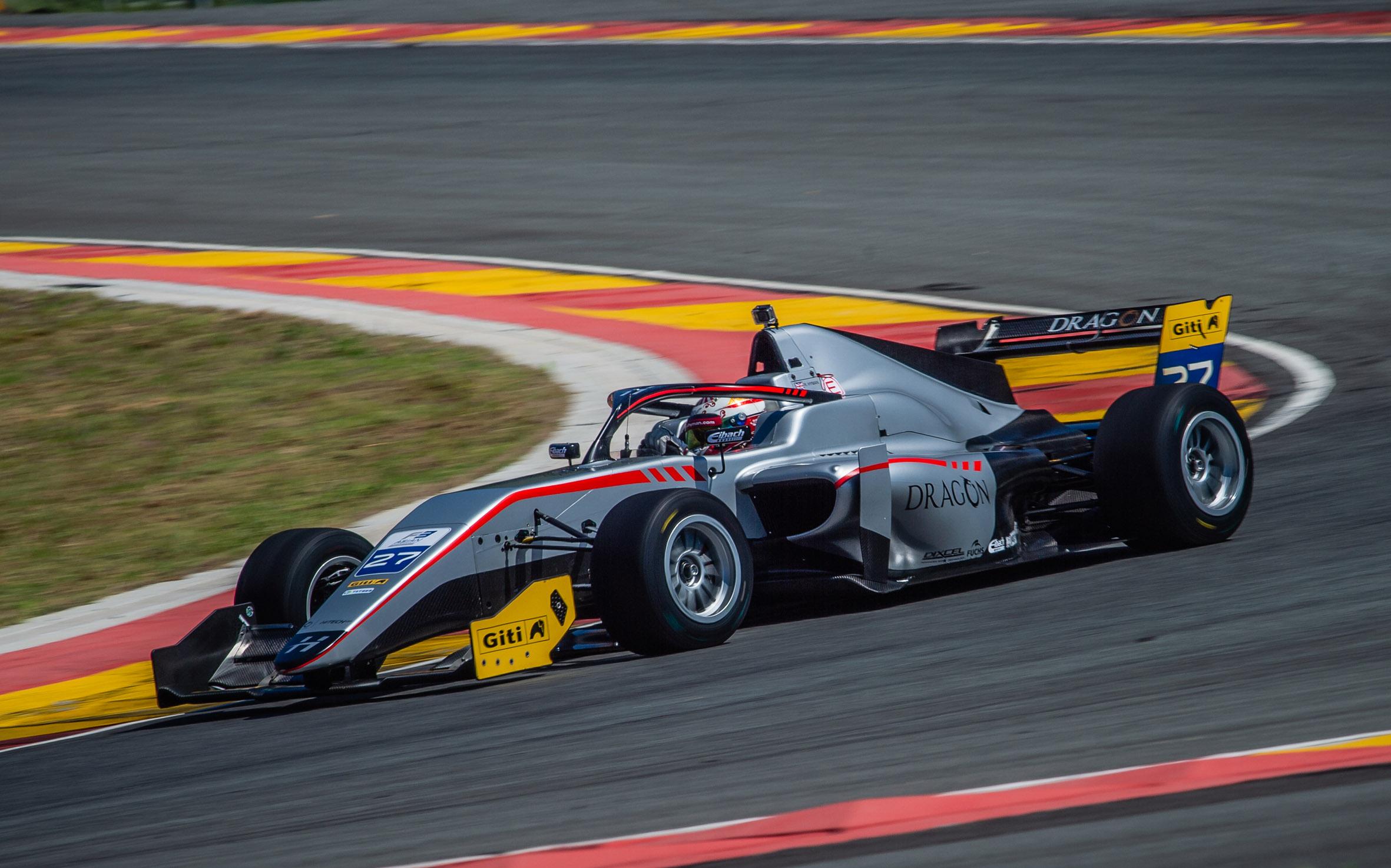 Cyclone Formula 3 Series-image